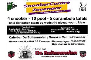 snooker zevenaar